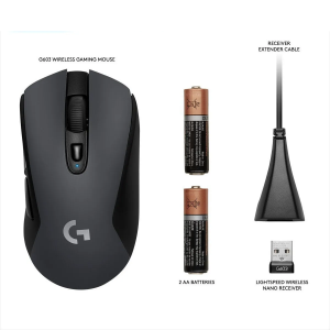 Mouse Gaming Logitech G603 Lightspeed, Inalámbrico